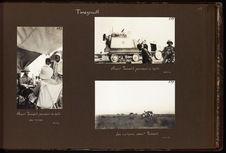 Les voitures avant Tessalit