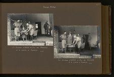 La Duchesse d'Aoste, le Duc des Pouilles et la mission à Kasenys