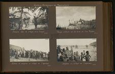 Indigènes au village de Caporaux