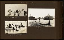 Indigènes au bord du Tchad à Bol
