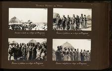 Femmes à plateaux au village de Mogroum