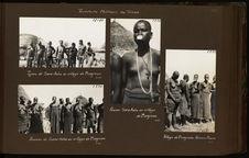 Femmes de Sara-Kaba au village de Mogroum