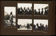 Femme massa au village de Mogroum