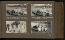 Arrivée au Congo Belge de MM. Haardt, Audouin-Dubreuil, Bettembourg et Stressen