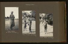 Femmes mandjas après Bangui