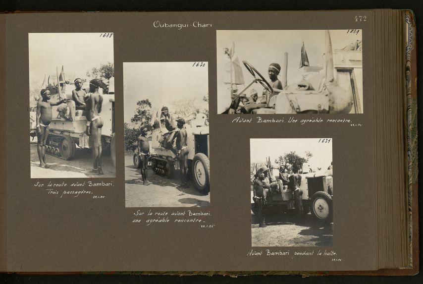 Expédition Centre Afrique, 1924 - 1925 - Volume 5