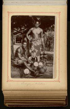 Indigènes tahitiens