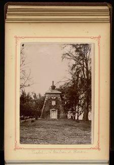 Le tombeau de Pomare