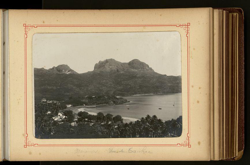 Vue de Taiohae