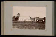 La mission catholique à Taravao