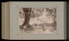Blanchissage dans la rivière de Tautira