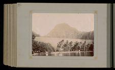 Moorea, paysage dans la baie d'Afareïtu