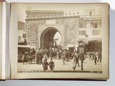 La porte de France (Tunis)