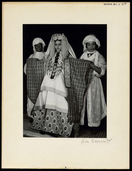 Présentation de la mariée arabe à Fez