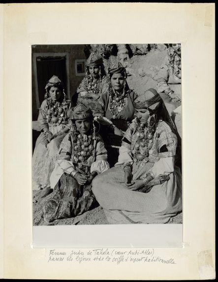 Femmes juives de Tahala