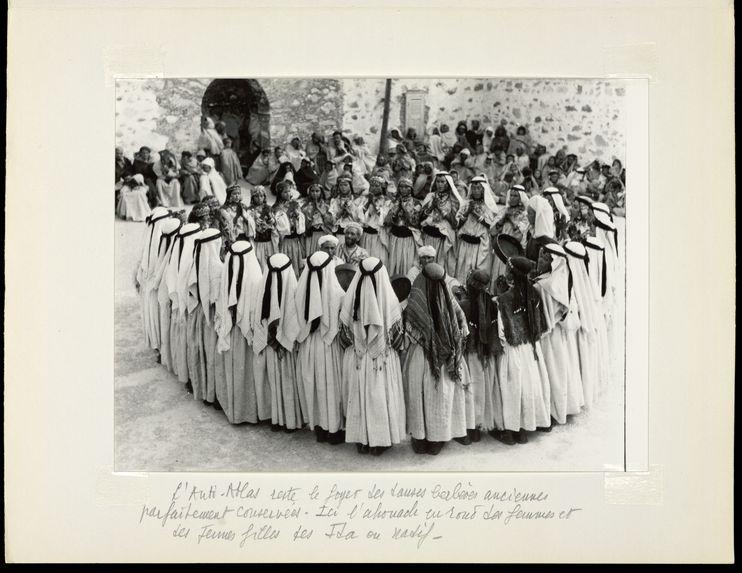 L'Anti-Atlas reste le foyer des danses berbères anciennes