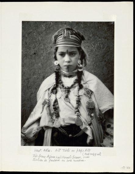 Haut-Atlas. Aït Tidili en pays Aït Ouaouzguit