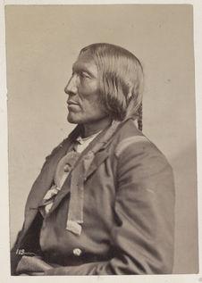 Hah-Ket-Home-Mah. Little Robe. Southern Cheyenne
