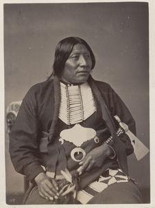 Min-Nin Newah. Whirlwind. Southern Cheyenne