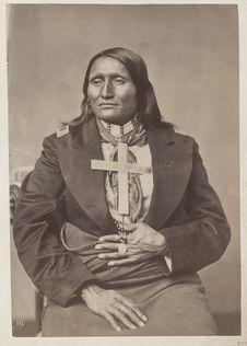 Whoak-Poo-No-Bats. White Shield. Southern Cheyenne