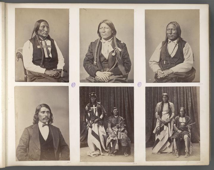 Pawnee. Southern Cheyenne
