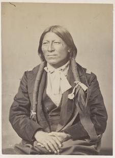 Bah-Ta-Che. Medicine Man. Southern Cheyenne