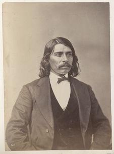 Ed. Guerrier. Interpreter. Southern Cheyenne