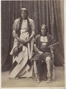 Bald Bear. Northern Cheyenne. Cut Foot. Northern Cheyenne