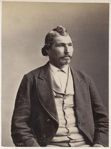 Moses Ladd. Menomonees