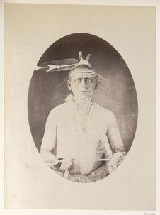 Charles Keokuk. Grandson of Keokuk, sr. Sacs and Foxes
