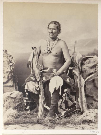 Manulito, Navajo