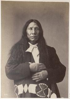 Ma Hpi'-Ya-Lu'-Ta. Red Cloud. (Front.) Ogalalla.