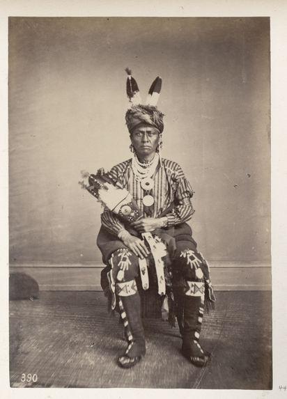 Ki-He-Ga-Ing-A. Little Chief. Iowas
