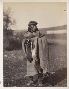 Mo-Ha-Nuzhe. Standing Bent. Omahas