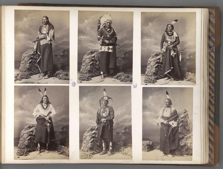 Ma-Chú-Nú-Zhe. Standing Bear. Ponca