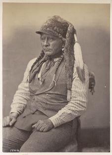 E-Gus-Pah. Bull Head. Arickarees. Pawnees