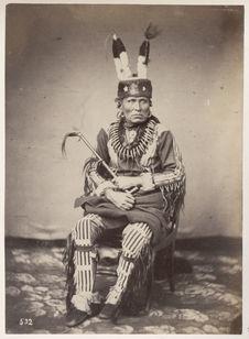 Peta-La-Sha-Ra. Man and Chief. Chowee