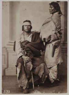 Loo-kit-towy-his-sa. On a Fine Horse. Skeedee. Are-wauks. A Male Calf. Chowee