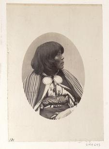 Wife of Asa Havie. (Profile.)