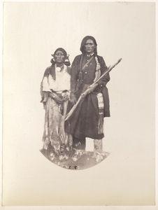 Various individuals belonging to the pueblo of Taos