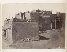 Views of the pueblo of Taos
