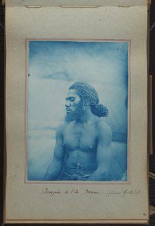 Indigène de l'île Tanna