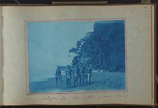 Indigènes de l'île Aoba