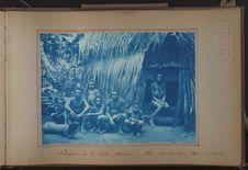 Indigènes de la tribu Meriver