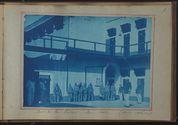 Cour de la prison. Ile Noû