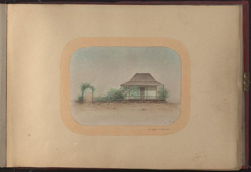 Ma case à Nouméa
