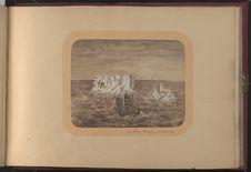 Par le 56è Sud, banquises du 2 octobre 1878