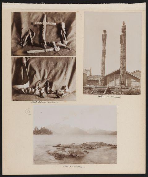 Amérique 1889