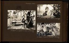 M. Specht au campement de chasse de Am-Dafok