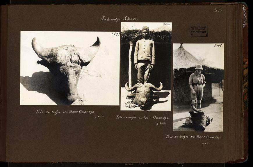 Expédition Centre-Afrique, 1924 - 1925 - Volume 6